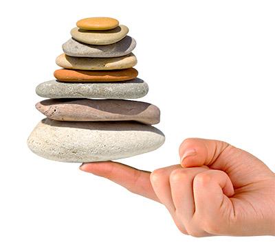 Unsere Überzeugung - Projektbalance