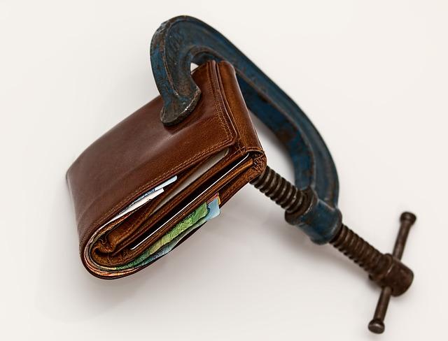 Symbolfoto Kostendruck
