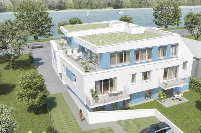 Wohnung Obere Alte Donau